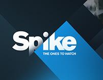 Spike Rebrand