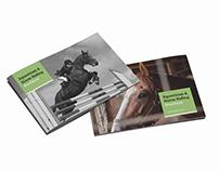 Equestrian - Horse Club Brochure