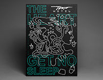 Tokio Hotel, 'The Heart Get No Sleep' – Fan Poster