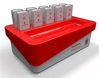 Vodafone Power Bank Charging Dock