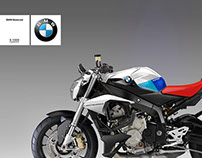 "BMW S 1000 "" LIGHTBURNER"""