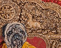 Dali Lama - Mural (SRB, 2018)