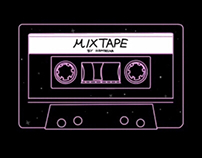 Cassette - Mixtape Animation