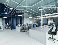"""Oficinas """"Mex Abat"""" / Oficinas para empresa de software"""