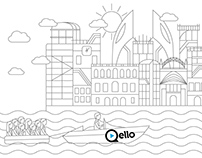 Qello Presentation (Illustrations)