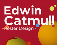 Edwin Catmull - Poster Design