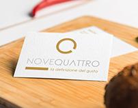 NoveQuattro - Brand Identity