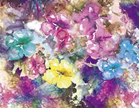 Estampado Flores