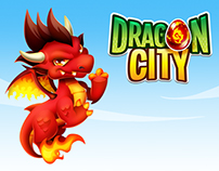 Dragon City - Character design