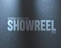 Serban Ungureanu - Showreel 2018