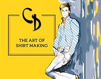Charagdin Shirts Social Media Ads