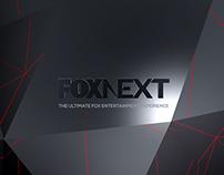 FOX Next 3D Experiments