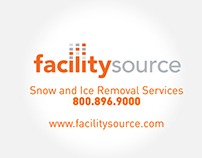 FacilitySource - Snow and Ice Removal Services