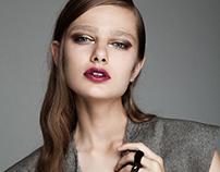 Elizaveta Martynchik model test  by Andrews Kovas