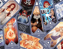 Norse Mythology Cards