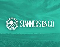 STANNERS / Diseño web