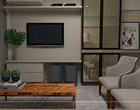 Interior Design - MTM Apartment