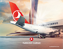 Turkish Cargo-Poster Series