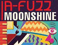 fusion jazz band A-Fuzz album art work