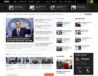 News - WordPress Magazine and  News Theme