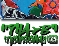 Tha-B Poster