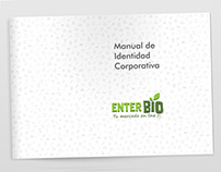 EnterBio Visual Identity Manual