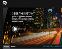 HP Enterprise Business | Instant-On Campaign Portal