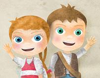 Hansel & Gretel: Lost