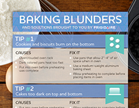 Frigidaire Baking Blunders