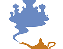 Aladdin animated poster