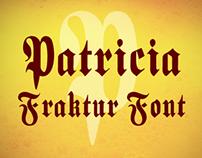 Patricia Fraktur Font - Free