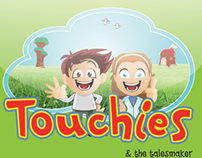 Touchies & the talesmaker IOS App