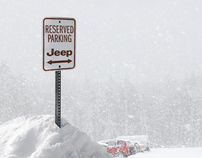 Jeep // Reserved Parking