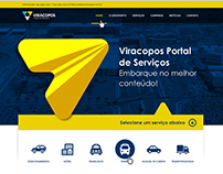 Website Viracopos