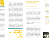 Audit Brochure