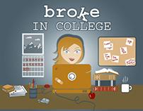 Broke in College