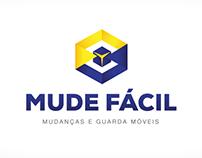 Mude Fácil - Logo