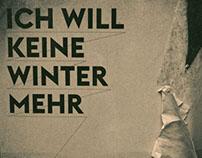 Ich Will Keine Winter Mehr