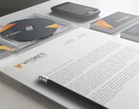 Vitoreti - Eventos e Locações - Rebranding