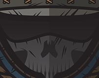 FOR HONOR: SAMURAI (Reddit Flair Designs)