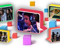 Diseño de sitio web, Anuario 2012 Educ.ar