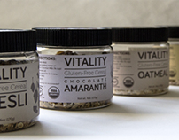 Vitality Organics - Vitality Cereal