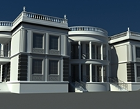 Old works_Architectural visualizations
