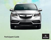 2014 Acura Participant Guide
