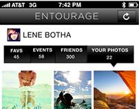 Entourage App