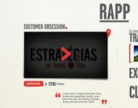 Rapp . Site Institucional