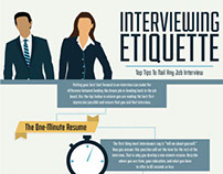 Speed Interviewing Infographic