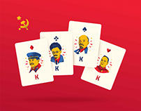 Playing Cards - Soviet Union