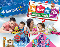 Shopper Especial Retail - Walmart Juguetería