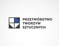 PRZETWÓRSTWO TWORZYW SZTUCZNYCH Logo/branding